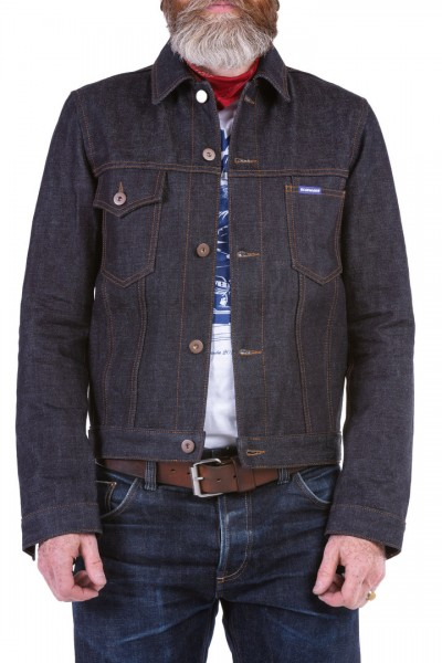 Blaumann Denim Jacke 15 oz