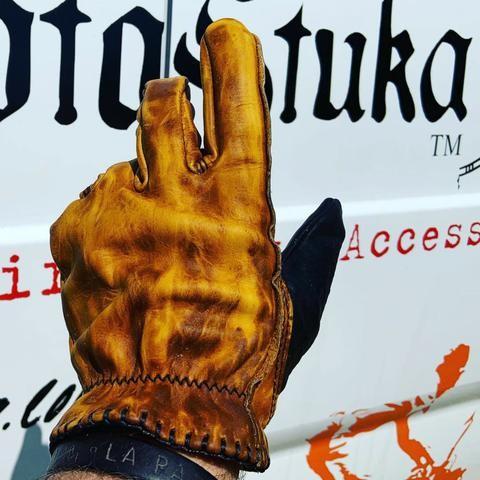 """MotoStuka Pinto """"Shanks"""" Gloves"""