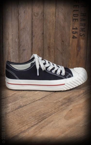 Rumble59 Burnout-Sneaker Lo Top - schwarz