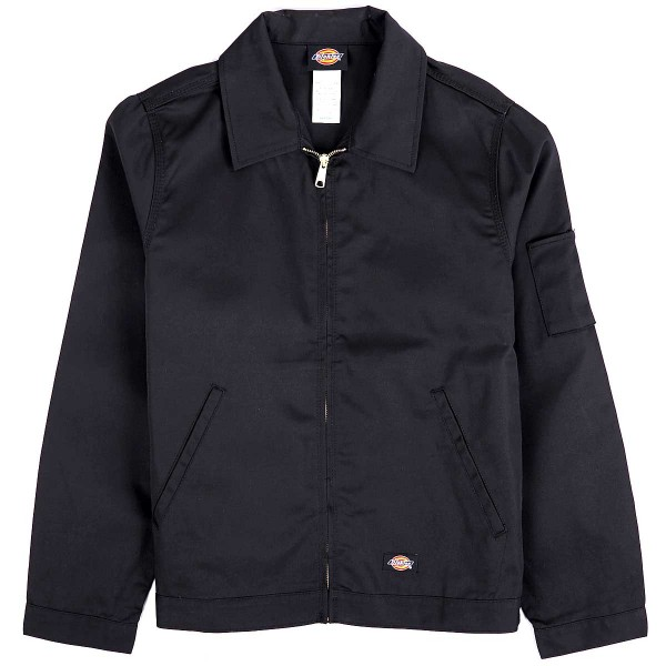 Dickies - Unlined Eisenhower Jacket - Black