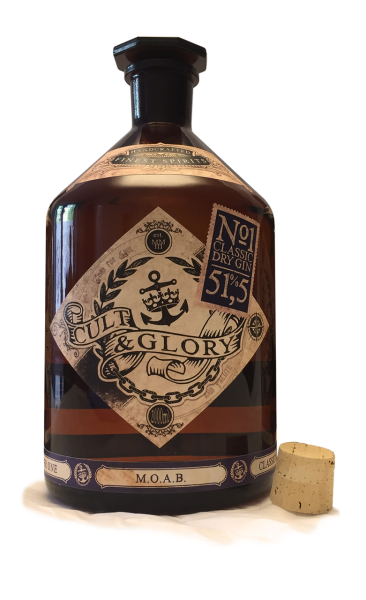 Cult & Glory No1 Gin (The MOAB)