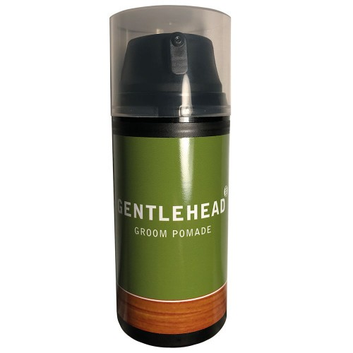 Gentlehead Groom Pomade (Hold 5) - 100 ml