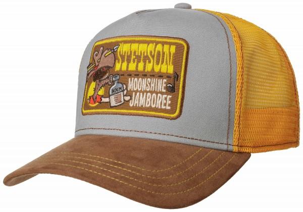 7751174 Stetson Trucker Cap Moonshine Jamboree