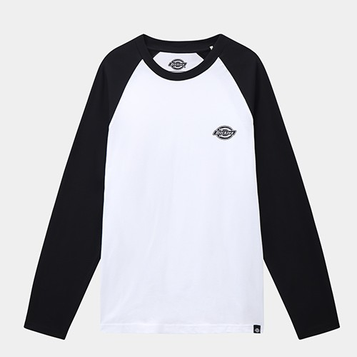 Dickies Youngsville Baseball L/S T-shirt - Black