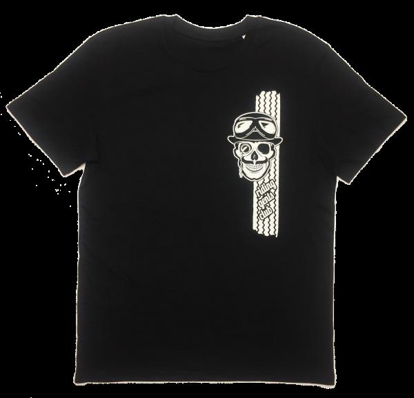 Riding Gents Ride Shirt 2019 - Midnight Black