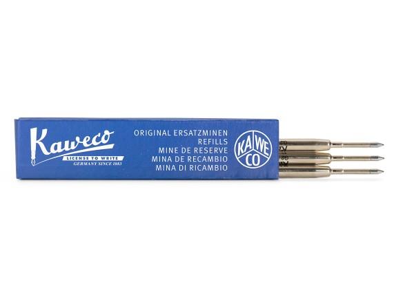 Kaweco G2 Ballpen Refill Blue 1.0 - 3 pcs