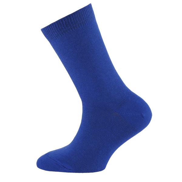 701001-0132 Ewers - Socken Uni - ROYAL