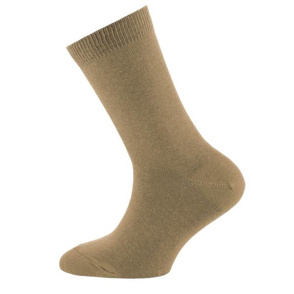 701001-0353 Ewers - Socken Uni - SEESAND