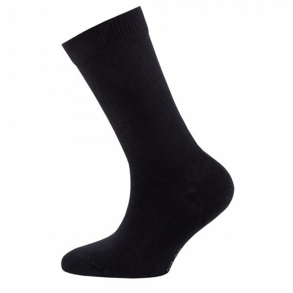 701001-0988 Ewers - Socken Uni - SCHWARZ