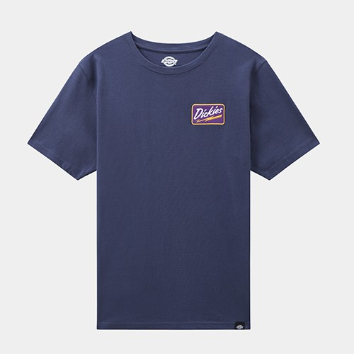 Dickies Campti T-shirt - Navy Blue