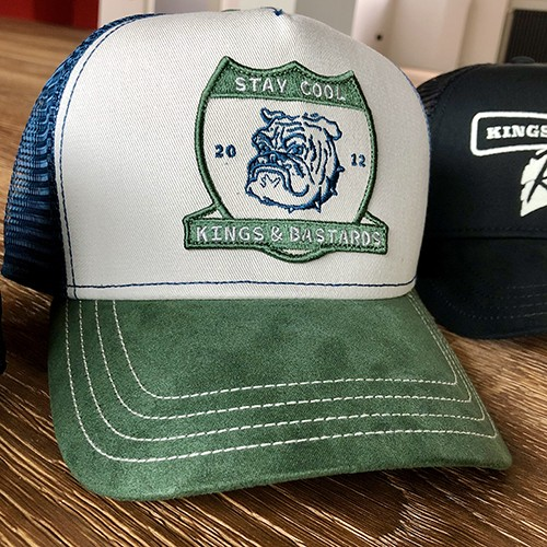 "Kings & Bastards Cap ""Stay cool"""