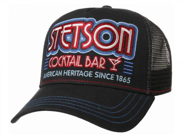 Stetson Trucker Cap Cocktail Bar