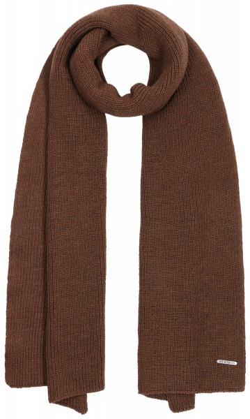 Stetson Schal Merino Wool - brown