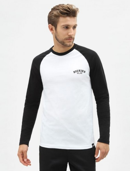 Dickies - Baseball L/S T-shirt - Black