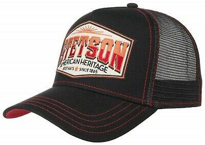 7751110 Stetson Trucker Cap American Heritage