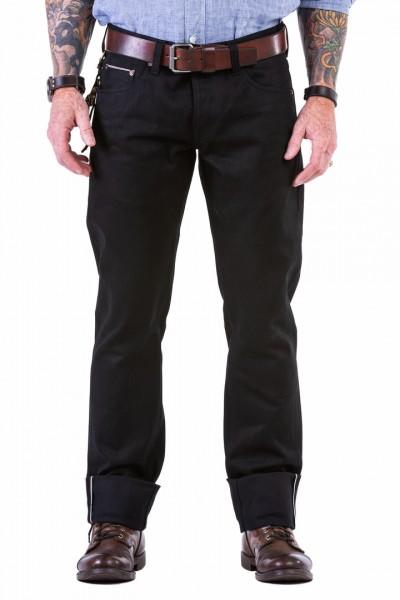 Blaumann Jeans Schmaler Schnitt 12,5 oz - schwarz