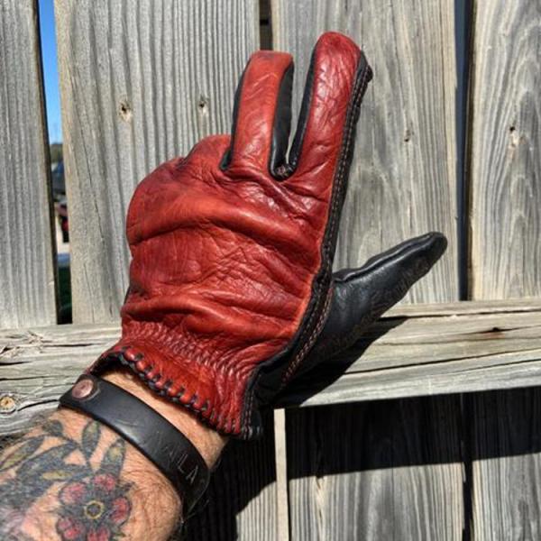 "MotoStuka ""Shanks"" Gloves - Akuma"