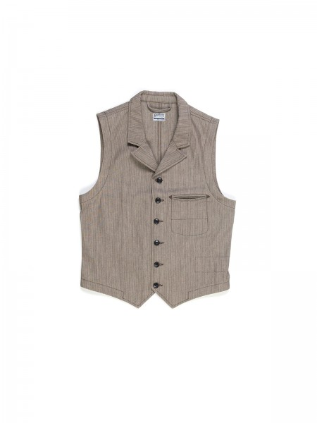 Blur Blanket - V02 Weste Vest Herringbone
