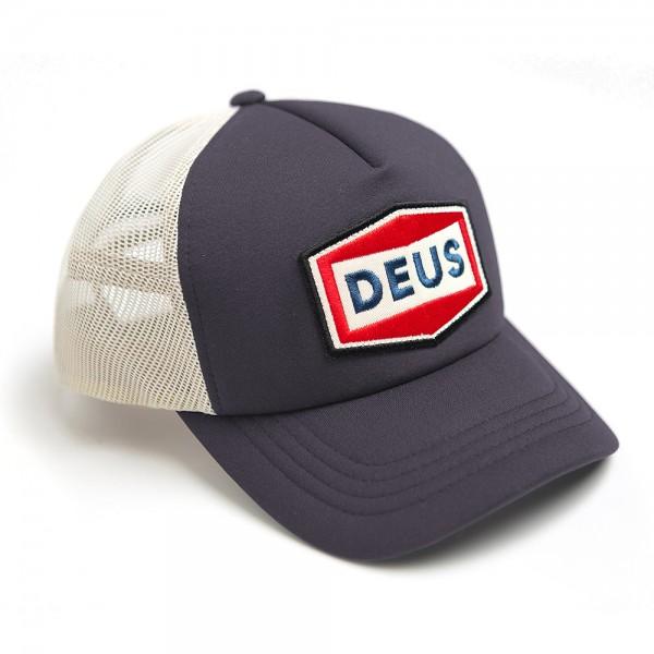 DMS2071019  Deus Ex Machina Speed Stix Trucker - black