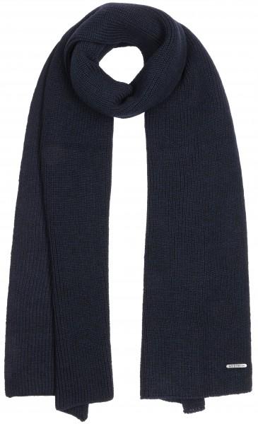 Stetson Schal Merino Wool - navy