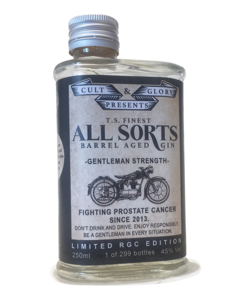 All Sorts - Limited RGC Edition 2019 - Barrel Aged Gin