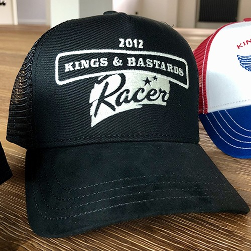 "Kings & Bastards Cap ""Racer"""