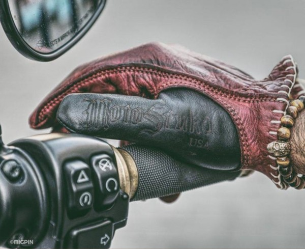"MotoStuka Blackheart ""Shanks"" Gloves"