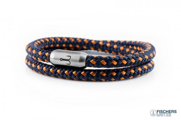 Fischers Fritze Garnele Willi - marineblau orange