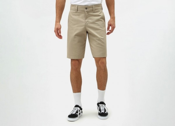 Dickies Slim Fit Work Short WR894 - Desert Sand