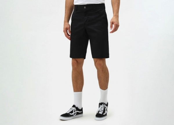 Dickies Slim Fit Work Short WR894 - Black